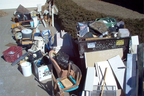 Builders Rubbish Clearance